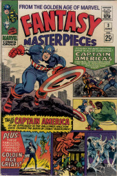 Fantasy Masterpieces Vol.1 (Marvel comics - 1966) -3- Issue # 3