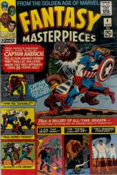 Fantasy Masterpieces Vol.1 (Marvel comics - 1966) -4- Issue # 4