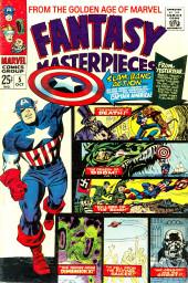Fantasy Masterpieces Vol.1 (Marvel comics - 1966) -5- Issue # 5