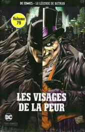 DC Comics - La légende de Batman -7958- Les visages de la peur