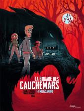 La brigade des cauchemars -4- Mélissandre