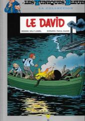 Les tuniques Bleues - La Collection (Hachette, 2e série) -1319- Le david
