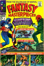 Fantasy Masterpieces Vol.1 (Marvel comics - 1966) -6- Issue # 6