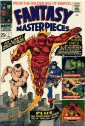 Fantasy Masterpieces Vol.1 (Marvel comics - 1966) -7- Issue # 7