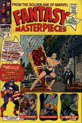 Fantasy Masterpieces Vol.1 (Marvel comics - 1966) -8- Issue # 8