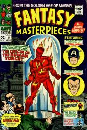 Fantasy Masterpieces Vol.1 (Marvel comics - 1966) -9- The Origin of the Human Torch!