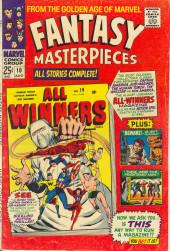 Fantasy Masterpieces Vol.1 (Marvel comics - 1966) -10- Issue # 10