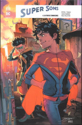 Super Sons -4- La Fin de l'innocence
