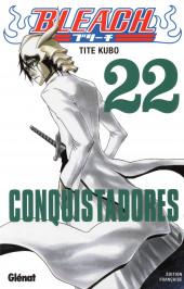 Bleach -22a- Conquistadores