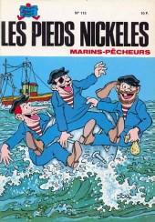 Les pieds Nickelés (3e série) (1946-1988) -115- Les Pieds Nickelés marins-pêcheurs