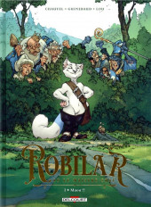 Robilar ou le Maistre Chat -1- Maou !!