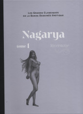 Les grands Classiques de la Bande Dessinée érotique - La Collection -112117- Nagarya - tome1