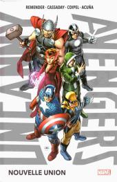 Uncanny Avengers (Marvel Now!) -INT01- Nouvelle union