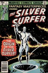 Fantasy Masterpieces Vol.2 (Marvel comics - 1979) -1- The Origin of the Silver Surfer!
