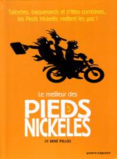 Pieds Nickelés (Le meilleur des) -5a2019- Taloches, traquenards et p'tites combines... les Pieds Nickelés mettent les gaz !