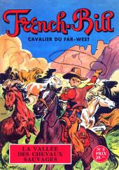French-Bill (Cavalier du far-west) -5- La vallée des chevaux sauvages