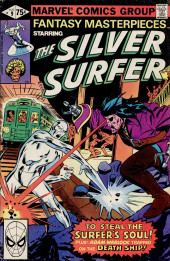 Fantasy Masterpieces Vol.2 (Marvel comics - 1979) -9- To Steal the Surfer's Soul!