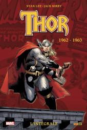 Thor (L'intégrale) -5a2018- Intégrale 1962 - 1963