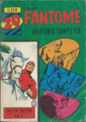 Le fantôme (1re Série - Aventures Américaines) -Rec29- Album N°29 (du n°352 au n°355)