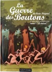 La guerre des Boutons (Vernay/Khaz) -INTFL- Le trésor - La forteresse