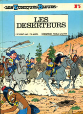 Les tuniques Bleues -5b1994- Les déserteurs