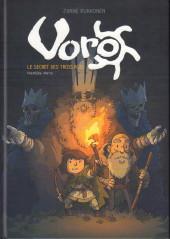 Voro -1a2019- Le secret des trois rois - Première partie