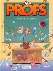 Les profs -1a2007- Interro surprise