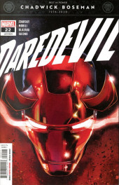 Daredevil Vol. 6 (Marvel comics - 2019) -22- Truth/dare part 2