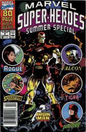 Marvel Super-Heroes Vol.2 (Marvel comics - 1990) -2- Summer Special