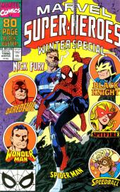 Marvel Super-Heroes Vol.2 (Marvel comics - 1990) -4- Winter Special