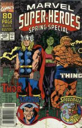 Marvel Super-Heroes Vol.2 (Marvel comics - 1990) -5- Spring Special