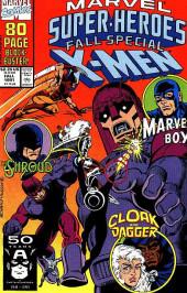 Marvel Super-Heroes Vol.2 (Marvel comics - 1990) -7- Fall Special