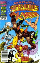 Marvel Super-Heroes Vol.2 (Marvel comics - 1990) -8- Winter Special