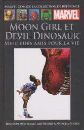 Marvel Comics - La collection (Hachette) -164124- Moon Girl et Devil Dinosaur : meilleurs amis pour la vie
