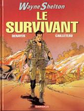 Wayne Shelton -4- Le survivant