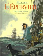 L'Épervier (Pellerin) -10TL- La Princesse indienne