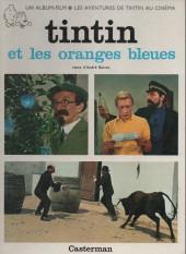 Tintin - Divers -C2a75- Tintin et les oranges bleues