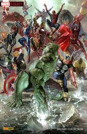 Marvel Legacy - Spider-Man (Marvel France - 2018) -1bis- Sticker collection