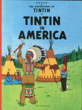 Tintin (The Adventures of) -3b1983- Tintin in America