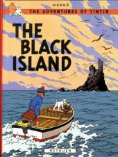Tintin (The Adventures of) -7b1983- The Black Island