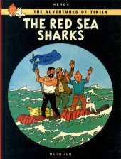 Tintin (The Adventures of) -19a1979- The Red Sea Sharks