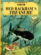 Tintin (The Adventures of) -12a1979- Red Rackham's Treasure