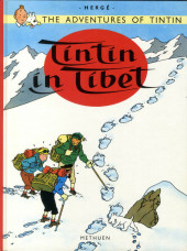 Tintin (The Adventures of) -20a1983- Tintin in Tibet