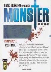 Monster (Urasawa) -17- C'est moi