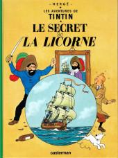 Tintin (Historique) -11D2012- Le secret de la Licorne