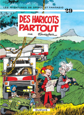 Spirou et Fantasio -29b2019- Des haricots partout