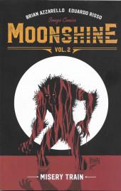 Moonshine (Image comics - 2016) -INT02- VOL. 2 - Misery Train