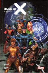 Dawn of X -1TL- Volume 01