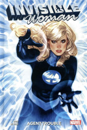 Invisible woman - Agent trouble