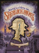 Dans la tête de Sherlock Holmes -1a2020- L'Affaire du Ticket Scandaleux 1/2